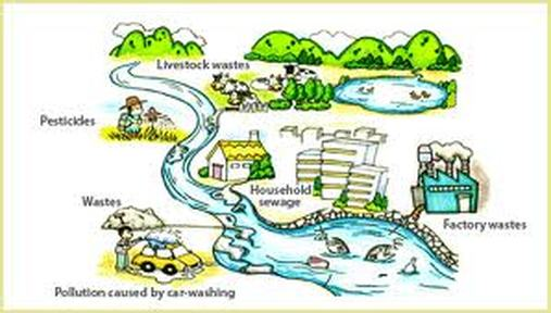 information about all types of pollution